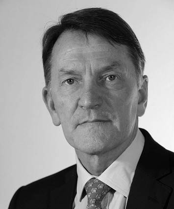 Greg Pritchard – Chief Executive